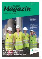 LAFARGE Magazin 2012 június