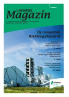 LAFARGE Magazin 2013 júnuis
