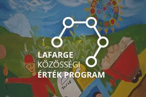 LAFARGE Közösségi Érték Program Pályázat