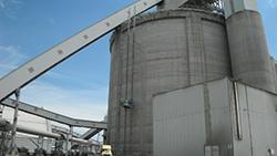 Munkavédelmi beruházás a cementgyárban