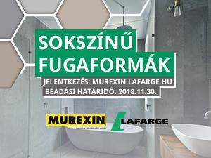 SOKSZÍNŰ FUGAFORMÁK - design tervpályázat