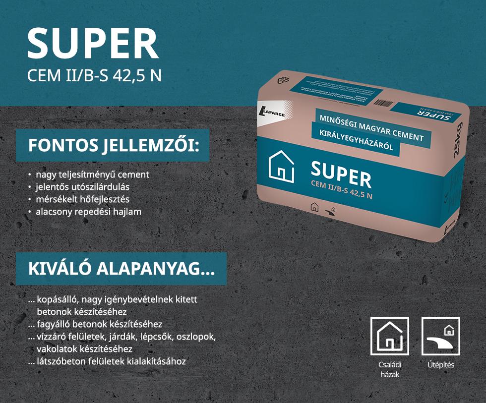 LAFARGE SUPER