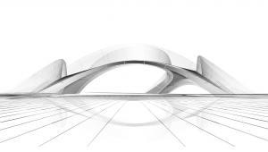 Striatus - 3D betonnyomtatású híd