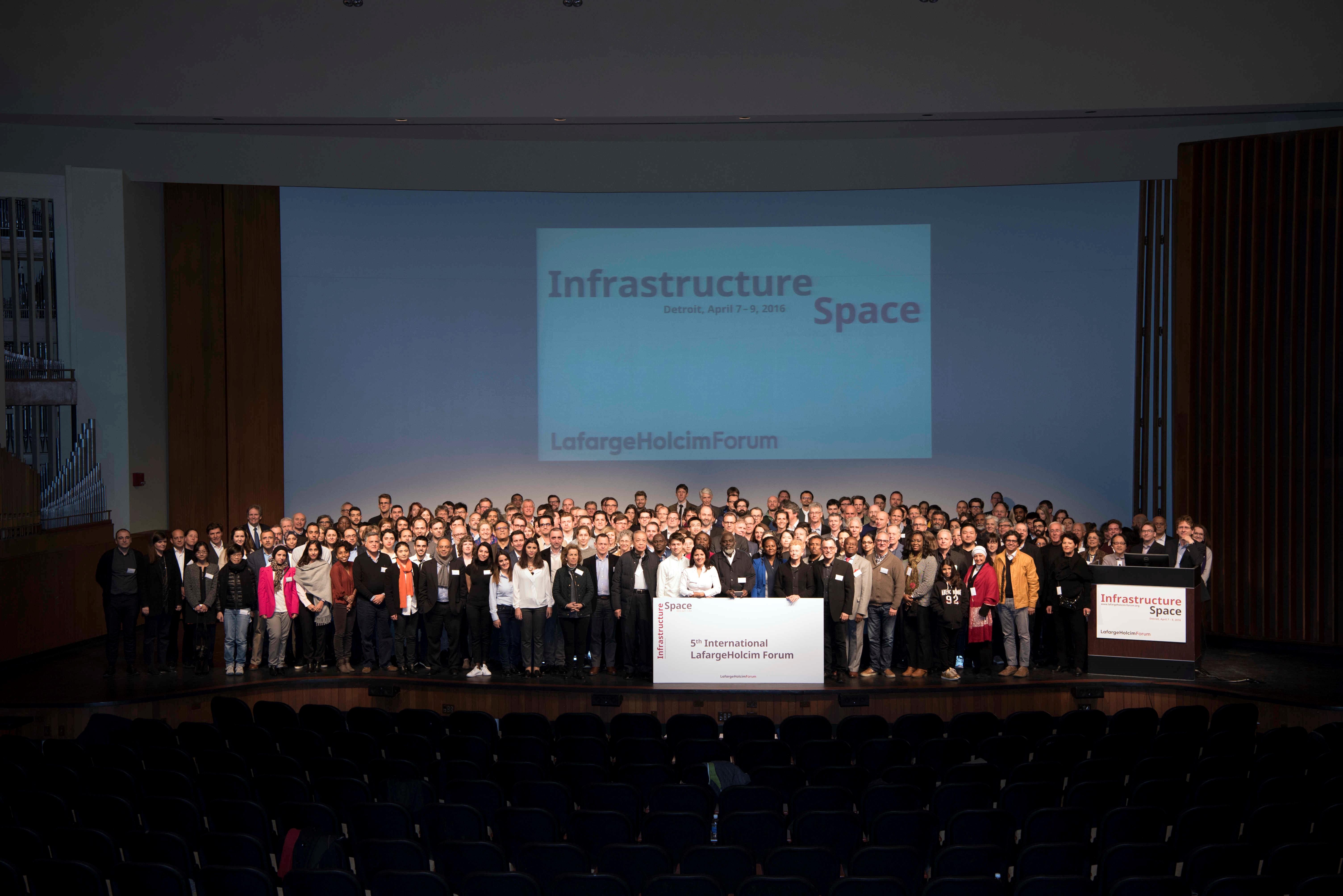 Több mint 300 szakértő vett részt a detroiti 5. LafargeHolcim Fórumon