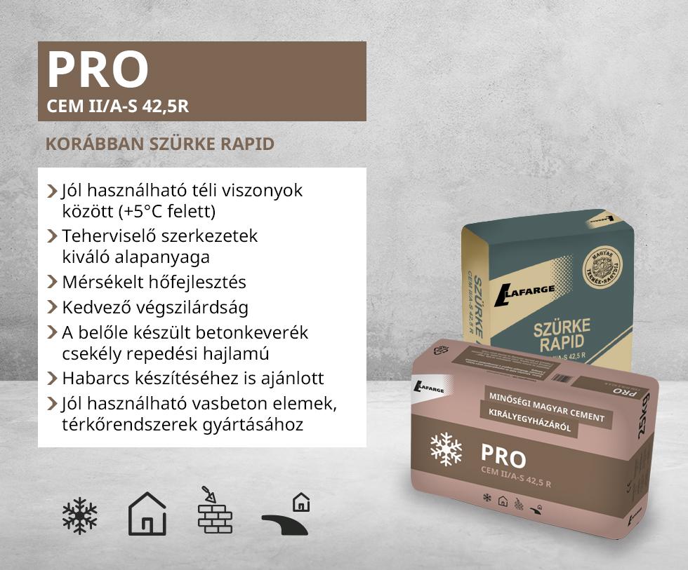LAFARGE Pro
