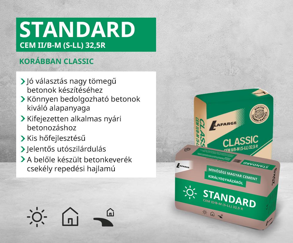 LAFARGE Standard